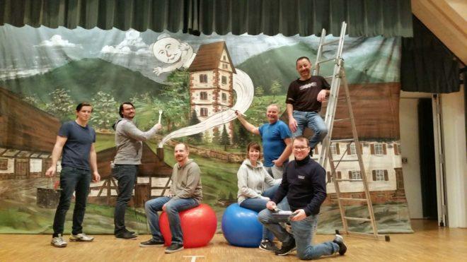 Gemeinschaftsabend der Fasendgemeinschaft Entersbach