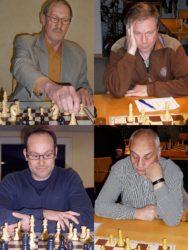 Zeller Schachmannschaften erkämpften sich zwei Unentschieden