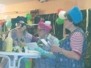 Mitten aus dem Dorfleben: Nordracher Frauenfasent