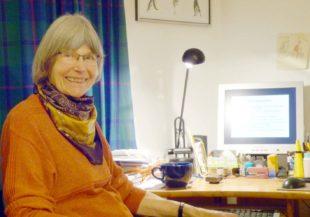 Anna Niederberger informiert über Ess-Störungen