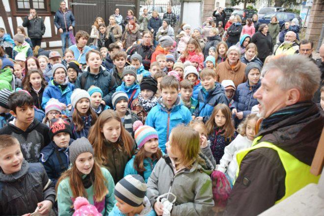 »Peterlisdagsspringer« in Zell am Harmersbach