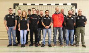 Stefan Kornmeier sponsert Präsentationshirts für die Spielgemeinschaft