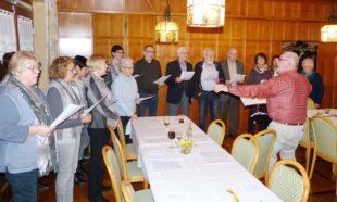 Gesangverein »Frohsinn« kann auf 180 Vereinsjahre zurückblicken