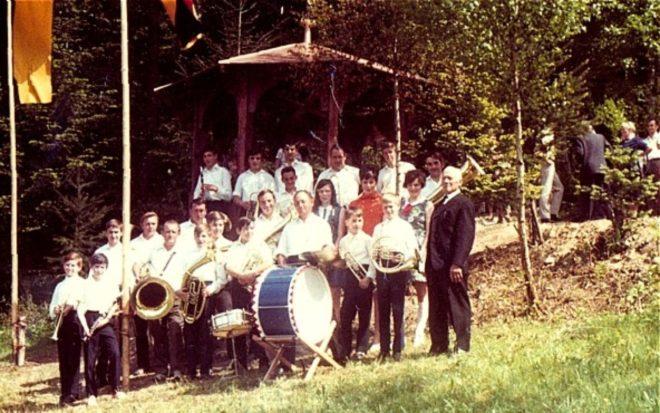 Musikverein Unterentersbach feiert 50-jähriges Jubiläum