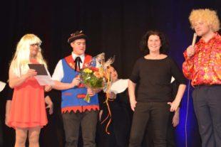 Besucher zeigten sich begeistert vom Programm des Nordracher Zunftabends