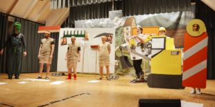 Entersbacher Narren sind »Fit for Fun«