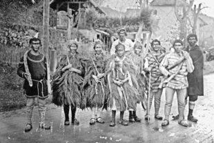 Der närrische Geist ist schon seit Jahrhunderten in Biberach unterwegs