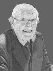 Zum Tode von Ehrenbürger Wilhelm Oberle