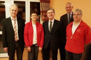 DRK-Ortsverein Nordrach blickt auf ein arbeitsreiches Jahr zurück