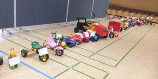 Fahrzeugbörse für Kinder