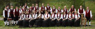 Jahreskonzert der Trachtenkapelle Nordrach