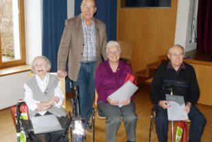 Zeller AWO macht sich für Seniorenbeirat stark