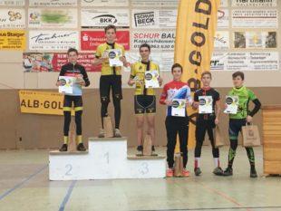 Mountainbiker Marvin Mattes auf Platz 1 in der Gesamtwertung