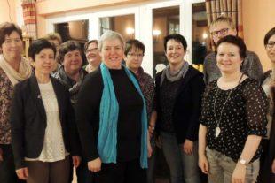 Neuwahlen und Ehrungen bei den Nordracher Landfrauen