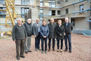 Orbau realisiert Sozial- und Seniorenwohnungen