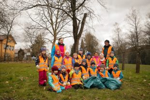 Rund 250 Freiwillige sorgen rund um Zell für eine saubere Umwelt