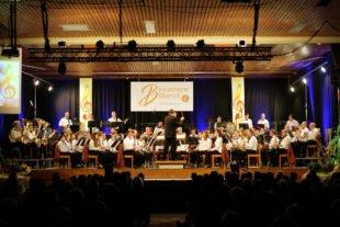 Blasorchester Biberach macht mit seinem Frühlingskonzert Wetterkapriolen vergessen