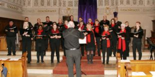 Joy&Fun-Chorus mit weltweiten Gesängen unterwegs