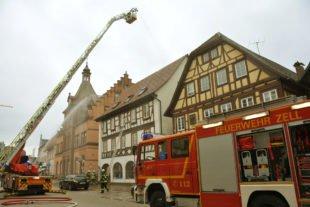 Erinnerungen an die großen Stadtbrände sind immer noch lebendig