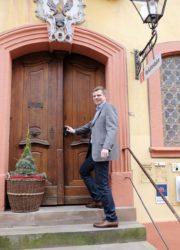 Dienstbeginn für Tobias Hoffmann