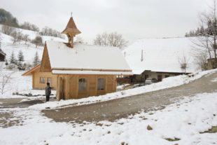 Osterwanderung der Wandergruppe Unterentersbach in weiß