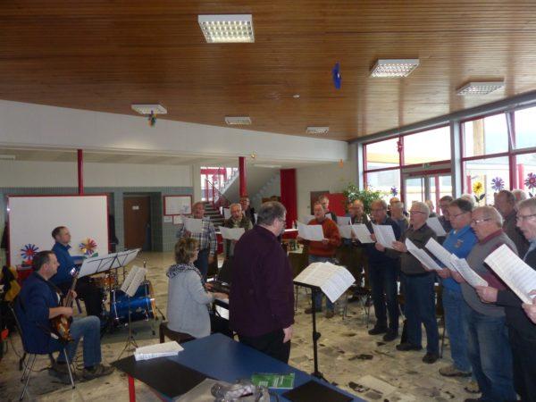 Osterkonzert des Männerchors »Liederkranz«