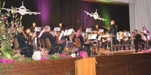 Musikalische Reise beim Jahreskonzert