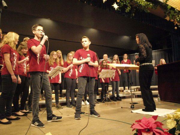 Doppelkonzert beim Gesangverein Frohsinn Oberharmersbach
