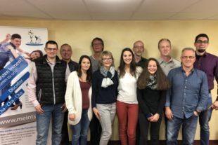 Rainer Klausmann übergibt TSC-Vorsitz an Markus Lehmann