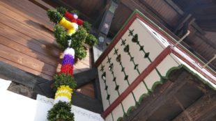 Großes Lob für Einsatz der Unterentersbacher Palmbinderinnen