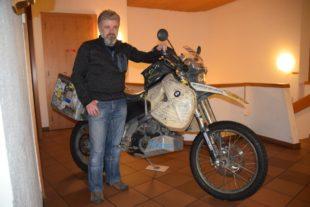 Fast hundert Besucher mit dem Bildungswerk Nordrach und Martin Brucker »Auf dem Weg«