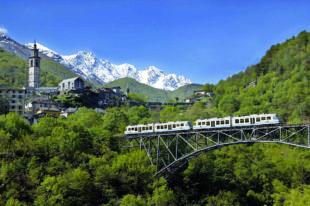 Schweizer Schienenkreuzfahrt bietet ein grandioses Urlaubserlebnis