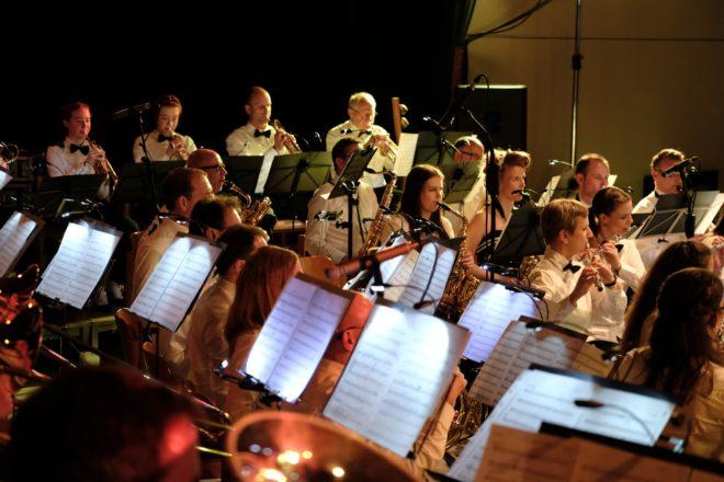 Frühjahrskonzert des Blasorchester Biberach