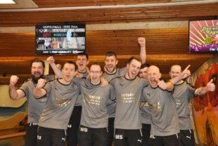 Unterharmersbach wappnet sich für das Viertelfinale im Deutschen Pokal