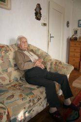 Helena Moser feiert am Sonntag 90. Geburtstag