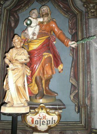 Wallfahrtstag: Fest des hl. Josef