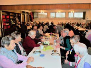 Senioren feierten gemeinsam Eucharistie mit Krankensalbung