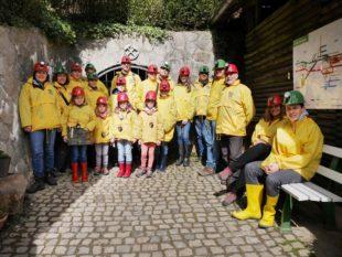 »Glück auf«- Wanderung unter Tage in der Grube Wenzel in Oberwolfach