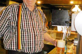 Franz Wacker vom »Grünen Hof« feierte seinen 80. Geburtstag