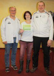 BSC Zell ehrt Susanne Bruch für 20 Jahre Mitgliedschaft
