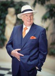 Fabrikant Erwin Junker feiert am Sonntag seinen 88. Geburtstag