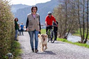 Doppelsieg für Hundesportlerin Stefanie Müller aus Lörrach bei Fährten-Qualifikation