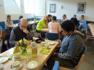 »Café international« fühlt sich an wie ein großes Familientreffen