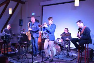 Hammond Jazz-Night für das Blasorchester