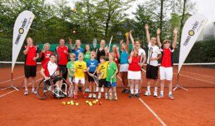 TC  Nordrach: Saisoneröffnung und Tennisschnuppertag
