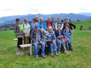 Kreuzeckle-Tour belohnt mit tollen Ausblicken