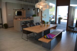 Jilg Küche & Wohnen bietet auch ausgewählte Wohnmöbel an