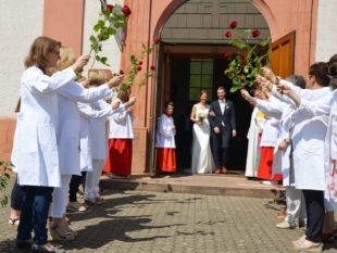 Hochzeitsfest für Christine Willmann und Dennis Dunkel