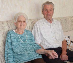 Gisela und Karl Kuderer feiern am Freitag goldene Hochzeit