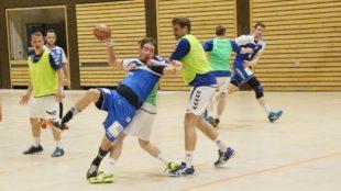 Handball-Herren wieder im Aufwind